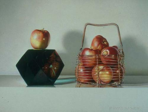 Apples and Glass