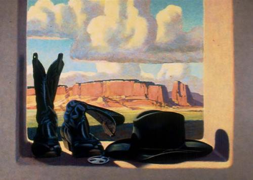 Homage to Maynard Dixon